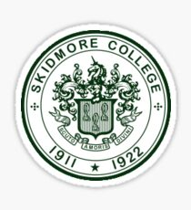 Skidmore College Sticker