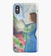 Self-Generated Illumination  iPhone Case/Skin