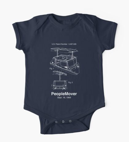 PeopleMover Patent People Mover Kids Clothes