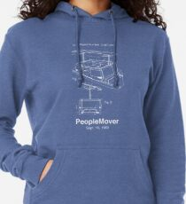 PeopleMover Patent People Mover Lightweight Hoodie