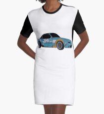 MX5 Graphic T-Shirt Dress