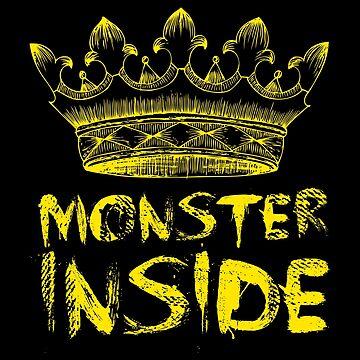 Monster Inside by dupabyte