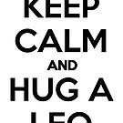 NRLC Keep Calm Leo by nrlc