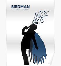 Birdman style Poster
