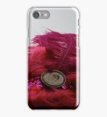 Pink Wig iPhone Case/Skin