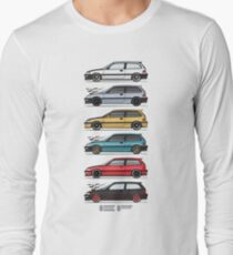 Six EF Long Sleeve T-Shirt