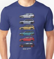 Six EF Unisex T-Shirt
