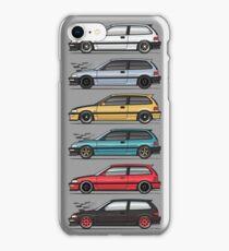 Six EF iPhone Case/Skin