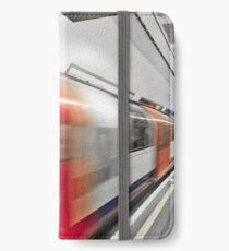 London Underground iPhone Wallet/Case/Skin