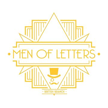 Men Of Letters - Art Deco - BMOL  by Fanboy30