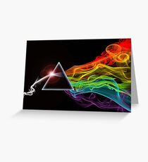 Pink Floyd – The Dark Side Of The Moon Greeting Card