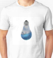 Art-ic Bulb Unisex T-Shirt