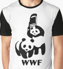 WWF Panda Graphic T-Shirt