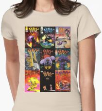 The Maxx Covers Womens Fitted T-Shirt