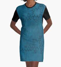 Oxytocin Graphic T-Shirt Dress