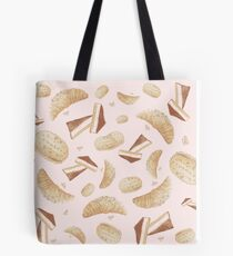 Delicious pastry (pink) Tote Bag