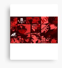 The Persona  Canvas Print