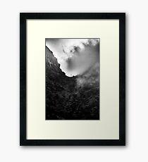 Valley Framed Print