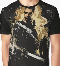Deus Ex Mankind Divided v3 Graphic T-Shirt
