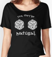 D20 - Dungeon and Dragons Women's Relaxed Fit T-Shirt