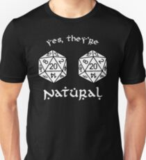 D20 - Dungeon and Dragons Unisex T-Shirt