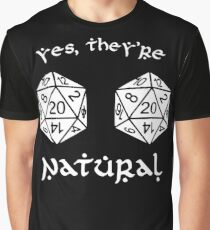 D20 - Dungeon and Dragons Graphic T-Shirt