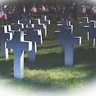 Memorial Day Tribute ~ God Bless The USA by Marie Sharp