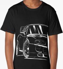 Best Toyota Supra Shirt Design 2JZ Long T-Shirt
