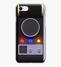 star trek communicator iPhone Case/Skin