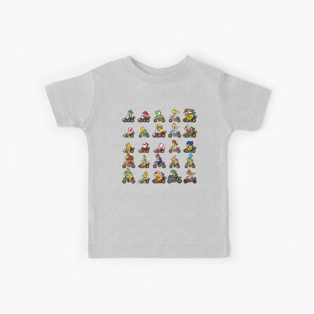 Luxurious Race Kids T-Shirt
