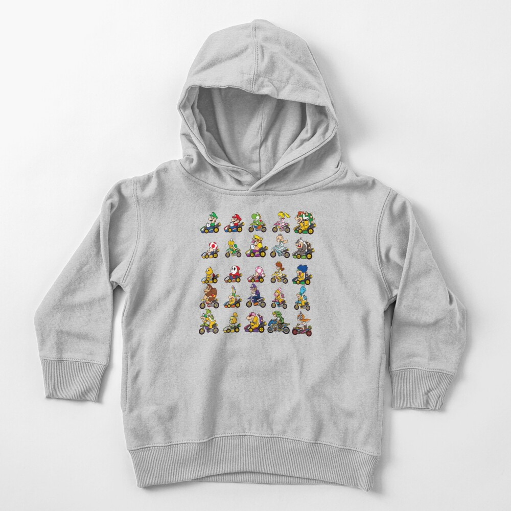 Luxurious Race Toddler Pullover Hoodie