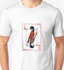 MLB Queen of Hearts- Marinette / Ladybug T-Shirt