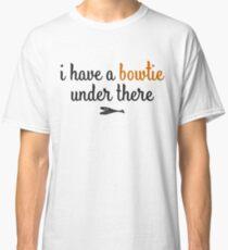 Bowties Under Beards Classic T-Shirt