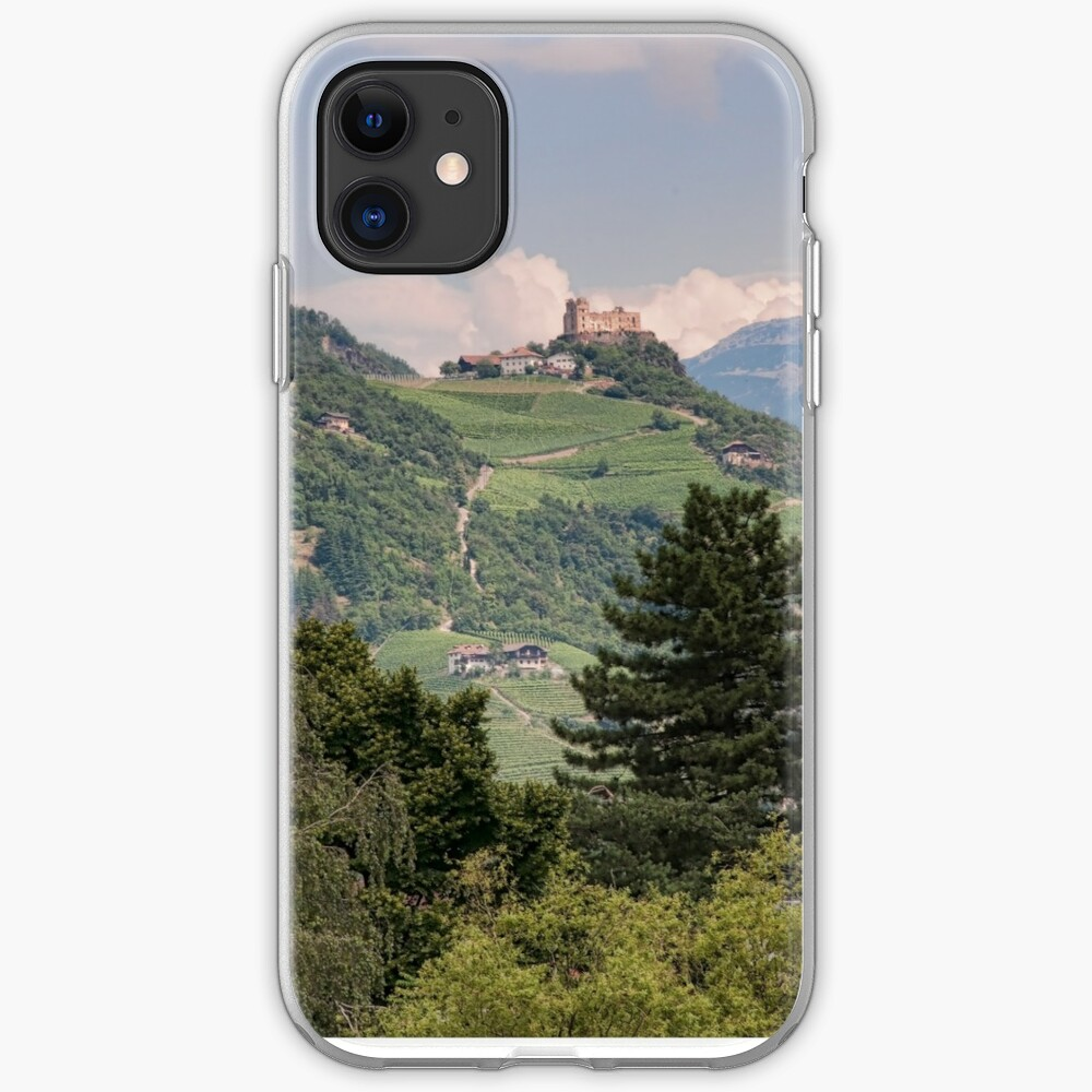 Castle Rafenstein, Bolzano, Italy iPhone Case & Cover