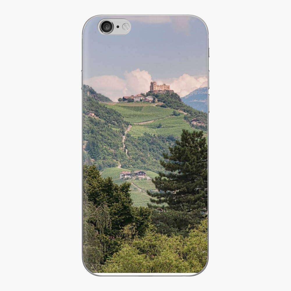 Castle Rafenstein, Bolzano, Italy iPhone Skin