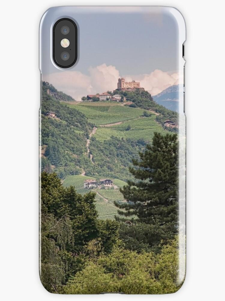 Castle Rafenstein, Bolzano, Italy by L Lee McIntyre