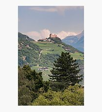 Castle Rafenstein, Bolzano, Italy Photographic Print