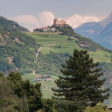 Castle Rafenstein, Bolzano, Italy by leemcintyre