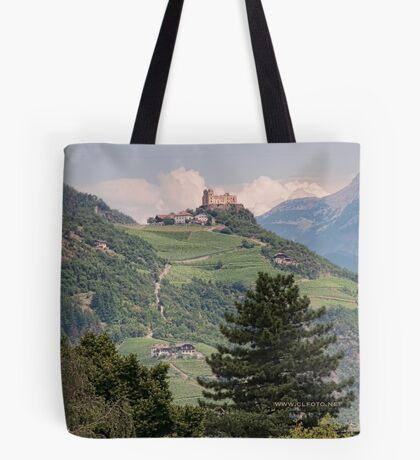 Castle Rafenstein, Bolzano, Italy Tote Bag