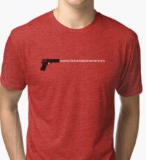 silencer Tri-blend T-Shirt