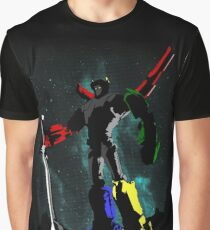 Defender of the Universe Graphic T-Shirt