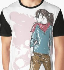 City ART Collection Graphic T-Shirt