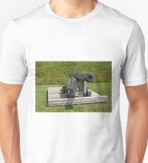 24-Pounder English Gun, St Mawes Castle T-Shirt
