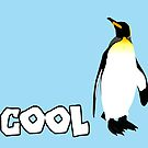 Cool Penguin by Jeremy Boland