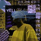yellow days collage by alizeno .