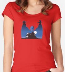 Mr. Barlow Women's Fitted Scoop T-Shirt