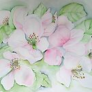 AppleBlossom  111 large by Gea Austen