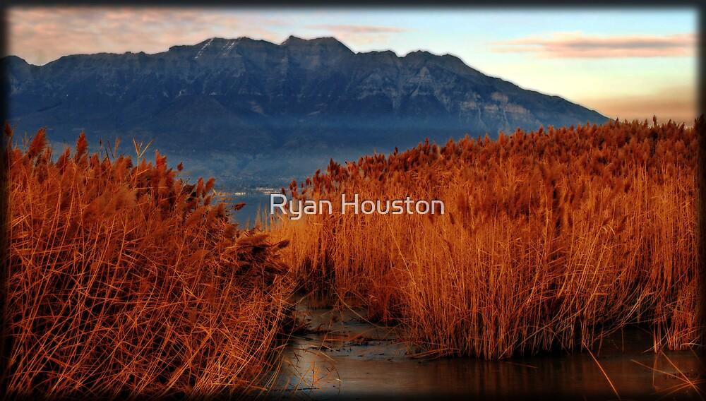 Utah Lake by Ryan Houston