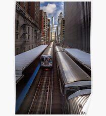 "Chicago ""L"" Poster"