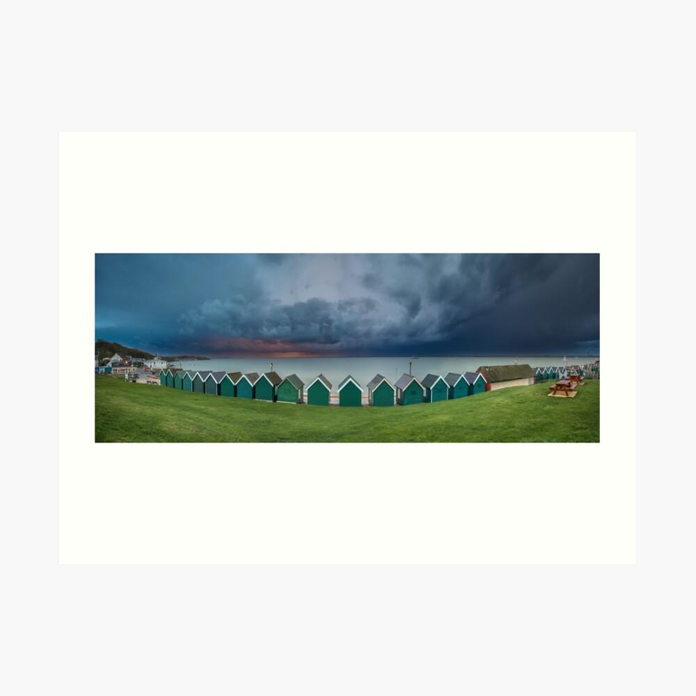 Gurnard Bay Panorama Art Print